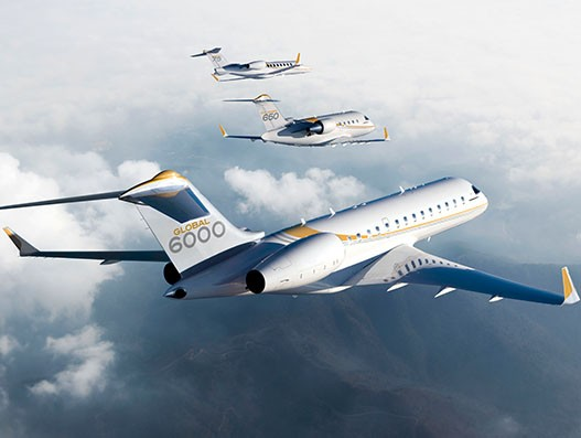 AJW inks long-term supply chain contract with Bombardier business aircraft