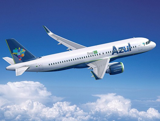 Azul and Correios to form joint venture logistics company