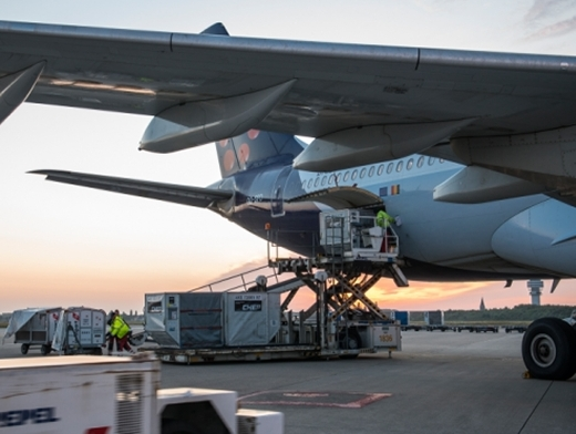 Brussels Airport H1 traffic figures show major decline in cargo volume