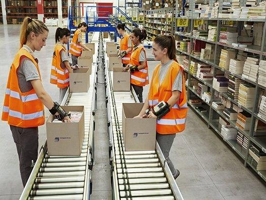 Messaggerie Libri extends contract with CEVA Logistics until Dec 2021