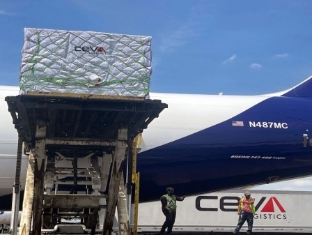 CEVA offers SKYCAPACITY on ICN-WUX-ORD route