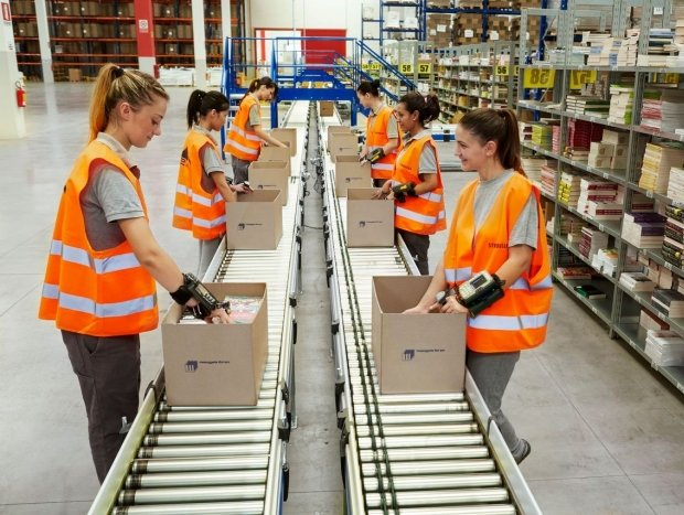 CEVA, Emmelibri start massive book distribution project in Italy