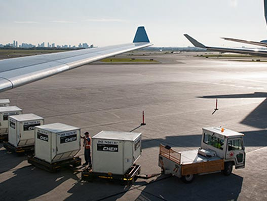 EQT Infrastructure acquires CHEP Aerospace Solutions
