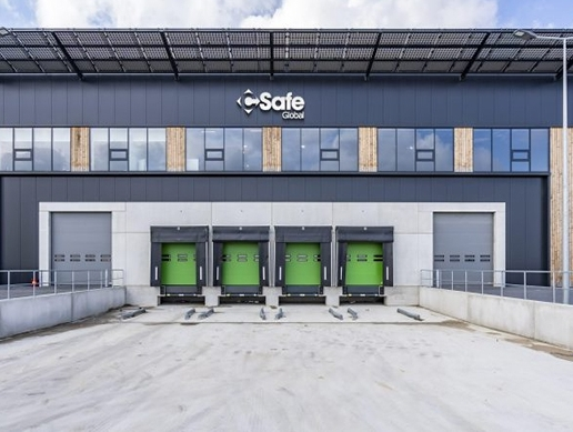 CSafe Global opens new Amsterdam service center