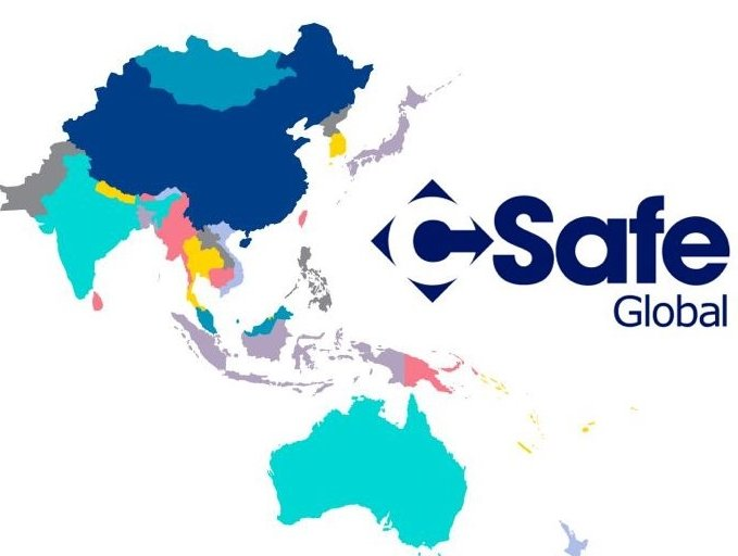 CSafe assembles special team for Asia Pacific region