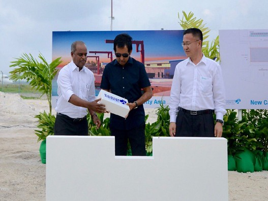 New cargo terminal at Velana airport will foster re-export market in Maldives