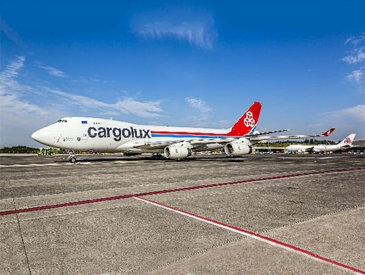 Cargolux transports artwork to Art Basel Fair from the US