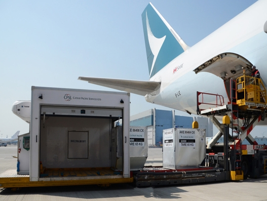 Cathay Pacific concludes trials for next-generation track and trace