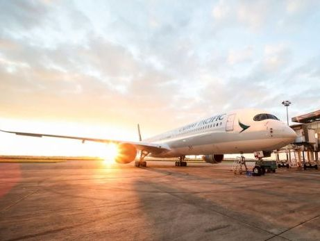 Cathay Pacific Group traffic results show cargo operations uprising
