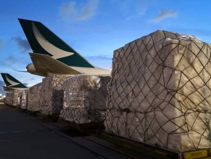 Cathay may cut 90% of its flights to mainland China