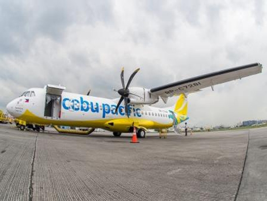 Cebu Pacific signs agreement with IPR for two of its ATR aircraft conversions
