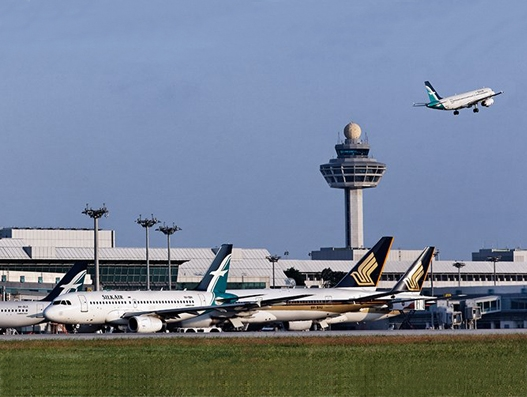 Changi Airport sees 8% rise in cargo shipments in November
