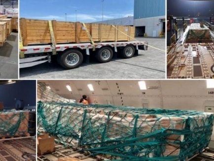 Chapman Freeborn transports 5 tonnes of urgent car parts from Germany to US