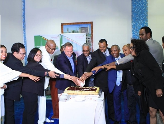 Chicago is Ethiopian Airlines fourth destination in the US