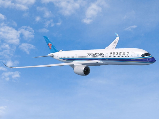 China Southern Airlines orders 20 A350 XWBs