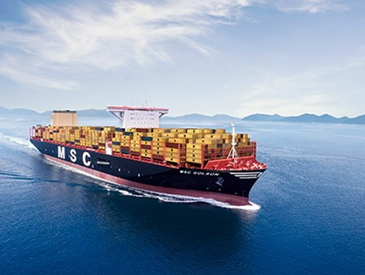 Citing environmental concerns, MSC says it will not use the Northern Sea route