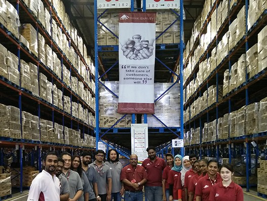 Colgate-Palmolive regenerates warehousing contract with CEVA in Malaysia