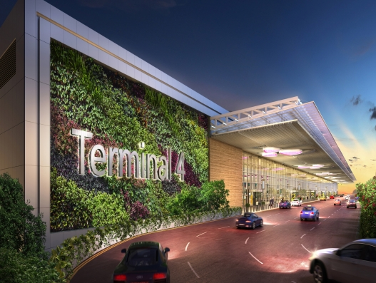 Changi Airport's new Terminal 4 scheduled to open end of October