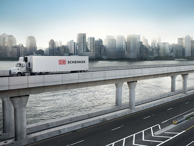 DB Schenker operates China's first fresh produce block train to Moscow