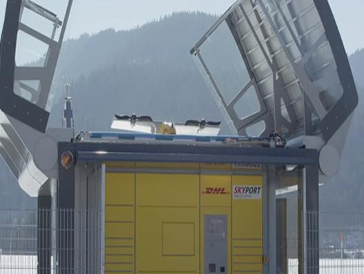 DFS Deutsche Flugsicherung, Deutsche Telekom, DHL Parcel join hands for research on unmanned aircraft