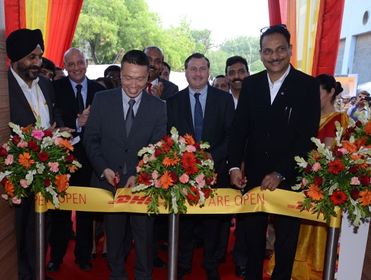 DHL Express opens its expanded Delhi Gateway