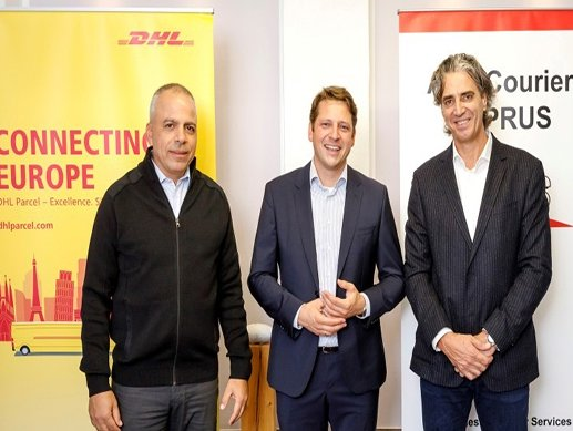 DHL forms partnership with Cyprus-based parcel service company