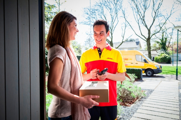 DHL Parcel introduces preferred delivery time option in Germany