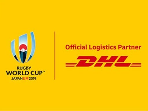 DHL handles Rugby World Cup 2019 logistics