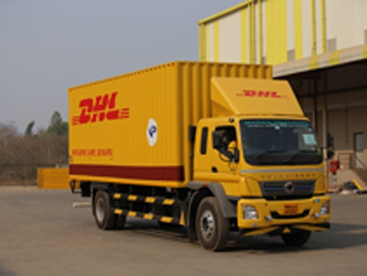 DHL introduces innovative trucking solution across India