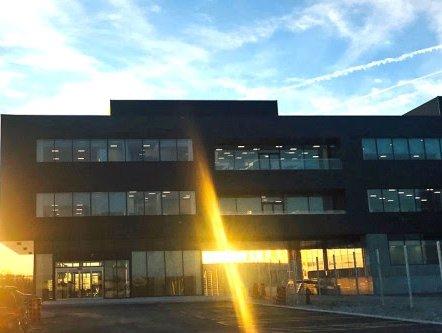DSV opens new head office in Milton
