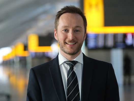 David Clark to join WFS as Global head of Safety & Security
