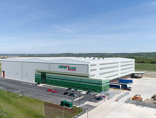 Davies Turner's Bristol distribution centre is now fully operational