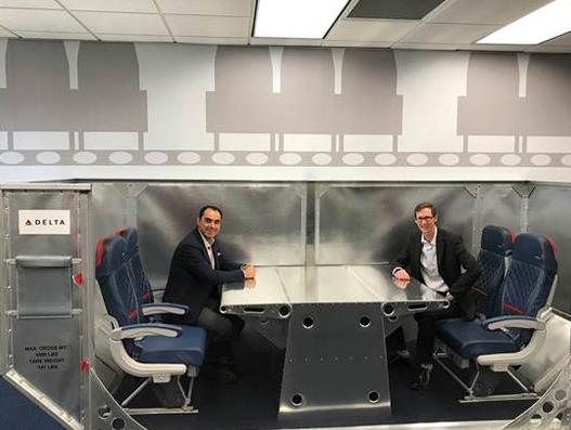 Delta and Aeromexico enter into US-Mexico cargo partnership agreement