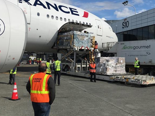 Delta, Air France-KLM shifts its cargo warehouse facilities to Seattle