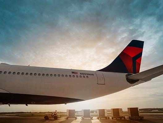 Delta Cargo offers real-time Bluetooth tracking for container shipments