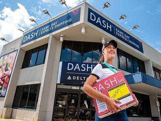 Delta Cargo, Roadie partner to offer door-to-door parcel delivery service in US