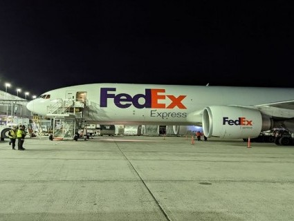 Direct Relief sends oxygen concentrators to India via FedEx-donated charter flights
