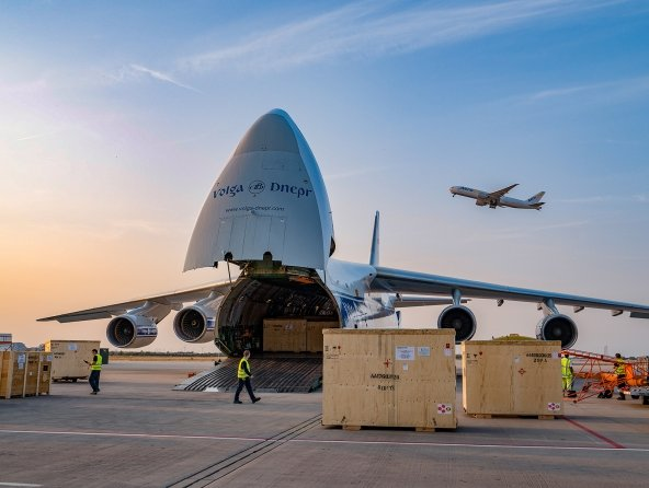 Leipzig/Halle scored new cargo handling record  while Dresden was stunted by Germania effect