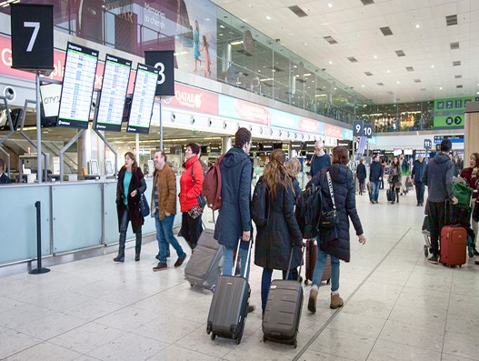 Dublin Airport enjoys busiest ever January, handles two million passengers