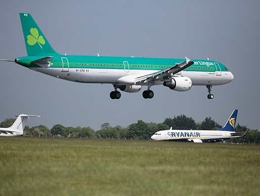 Dublin Airport sees highest footfall in June
