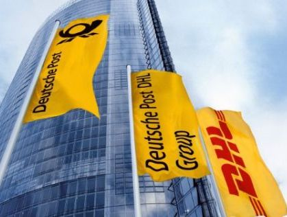 Deutsche Post DHL Group's Q2 operating profit rose to EUR 890 million