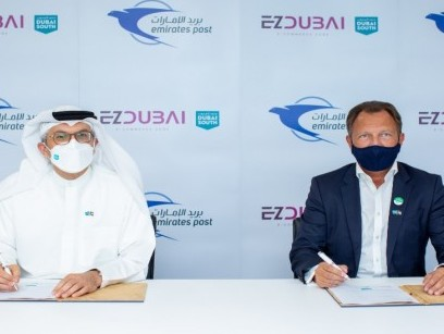Emirates Post opens dedicated facility for parcel and express shipments at EZDubai