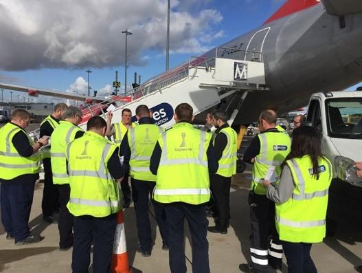 Menzies Aviation buys out Farnair Handling