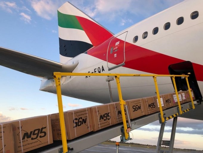 Emirates introduces scheduled cargo flights to Sao Paulo