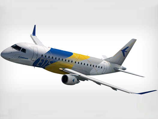 Embraer signs agreements with United Airlines and Republic Airways