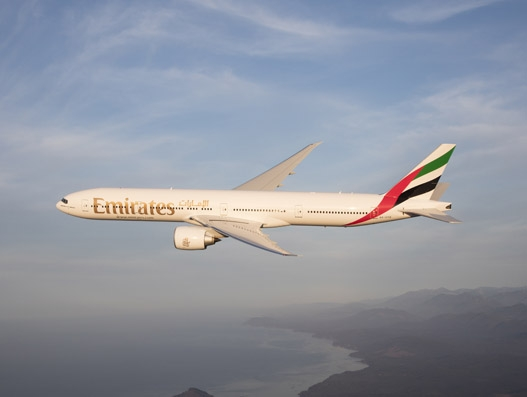 Trade to benefit from Emirates' new service to Edinburgh