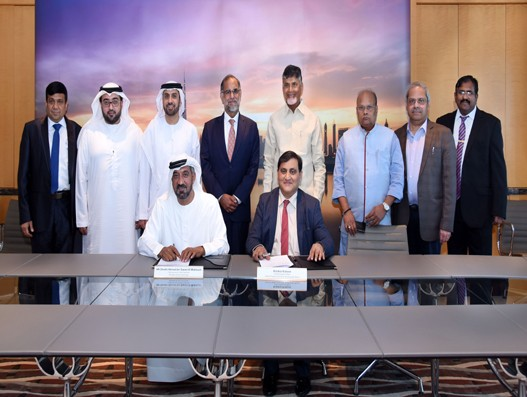Emirates inks MoU with economic development board of Andhra Pradesh