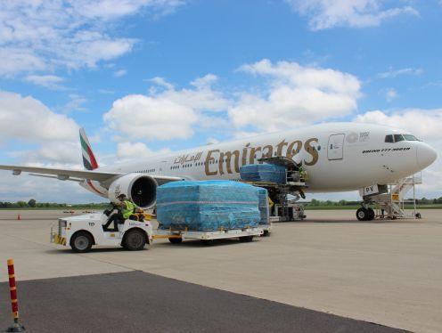 Rickenbacker International Airport reports historical cargo activity