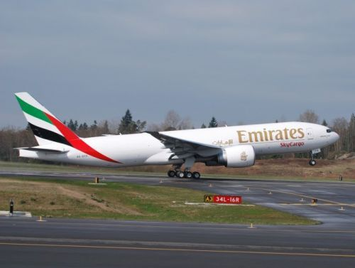 Emirates SkyCargo operated more than 7,600 flights in May, June