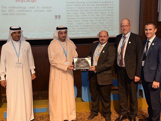 Emirates SkyCargo obtains authorised economic operator certification